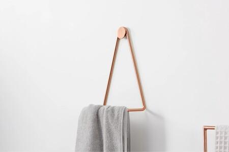 toallero cobre