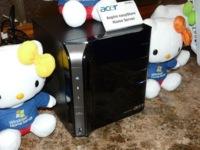 Acer easyStore H340 viene equipado con procesadores Atom