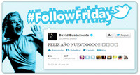 #FollowFriday de Poprosa: Japi Niu Yiar!!!