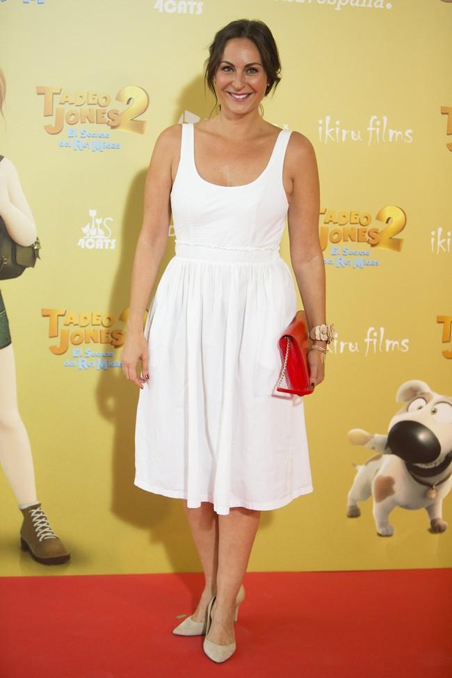 premiere tadeo jones 2 estreno madrid look estilismo outfit celebrity ana milan