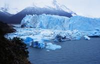 Este fin de semana podría romperse el Glaciar Perito Moreno