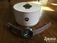 Motorola Moto 360, primeras impresiones