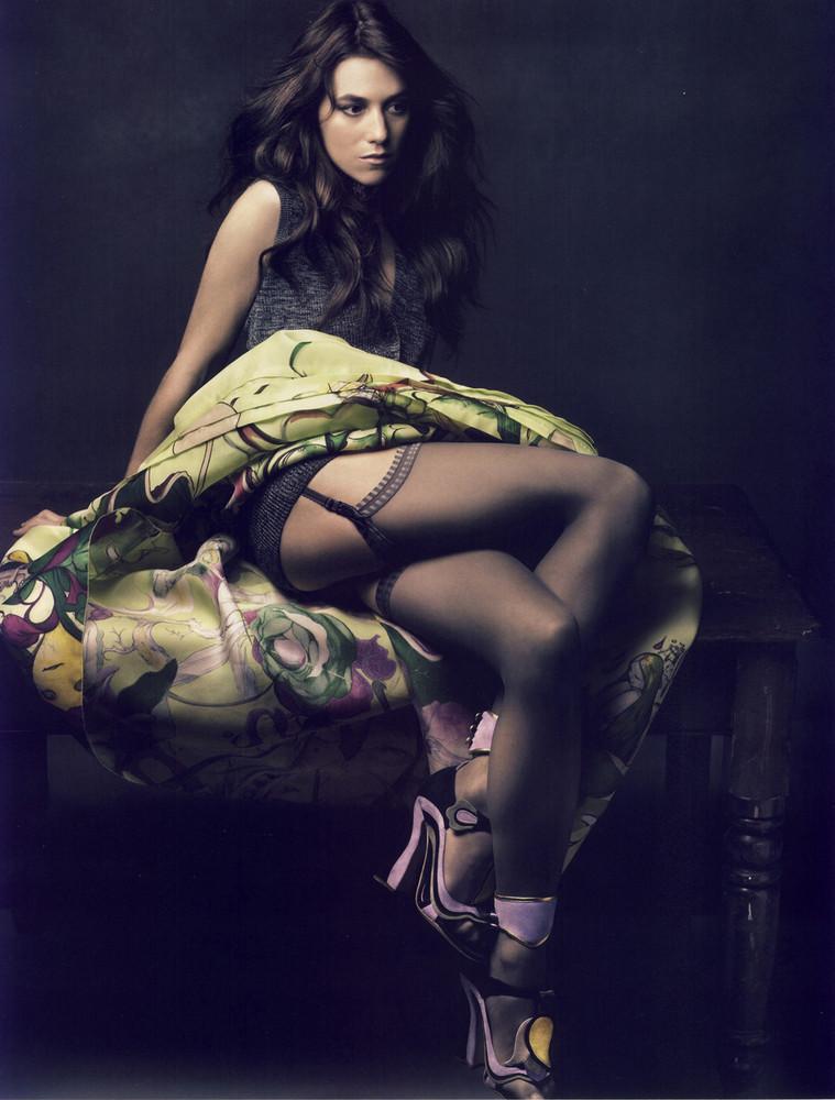 Foto de Prada y mil veces Prada: estilismos en las revistas (2/6)