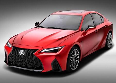 Lexus Is 500 F Sport Performance 2022 1600 01