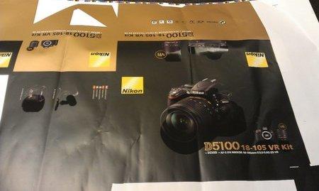 La Nikon D5100 parece lista para el mercado