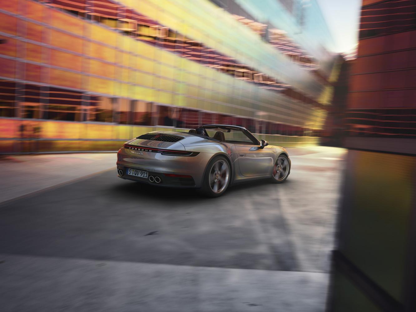 Foto de Porsche 911 (992) Cabriolet (8/10)