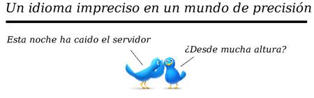 Es más fácil hablar que programar: el idioma español no compila, el código fuente sí