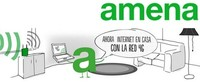 Amena lanza una conexión móvil para el hogar usando la red LTE de Orange por 25 euros