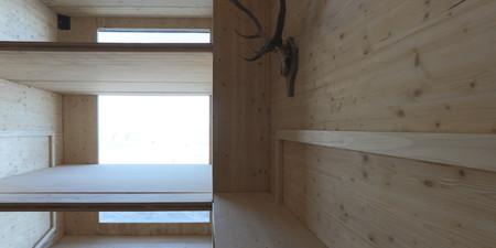Winter Cabin Mount Kanin Ofis Foto Ales Gregoric 23