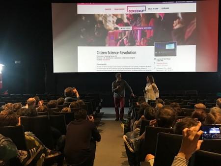 Cine bajo demanda en salas: el modelo Screenly