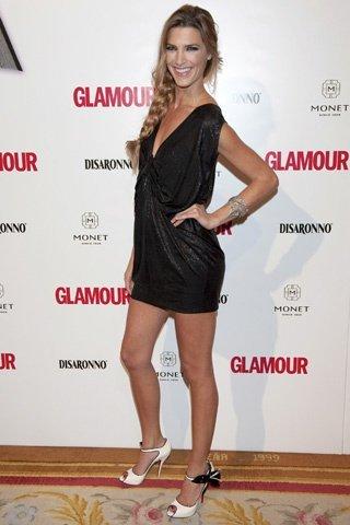 Alfombra roja de los Premios Revista Glamour 2010