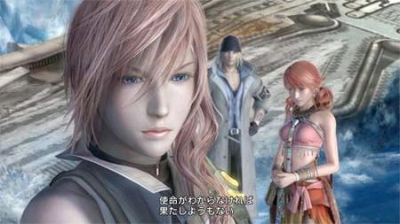 'Final Fantasy XIII': galería de imágenes y web oficial