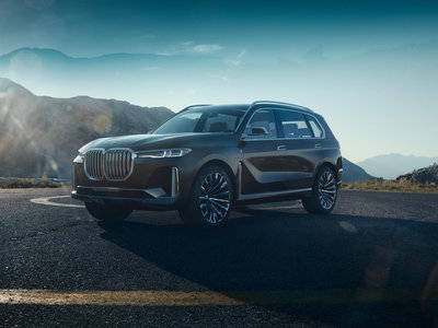 BMW X8, el hipotético contraataque de Munich contra el Lamborguini Urus