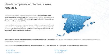 O2 Zonas Reguladas