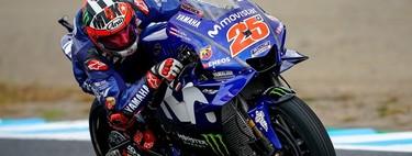 """Maverick Viñales da la clave de la crisis de Yamaha: """"Elegimos mal el motor y lo estamos pagando"""""""
