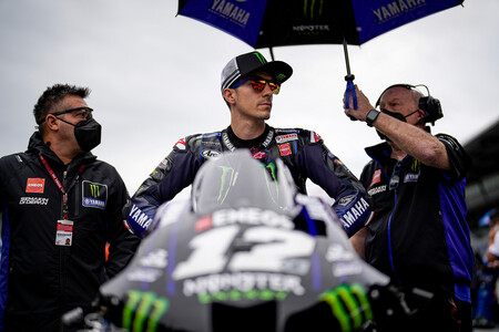 """Maverick Viñales se disculpa con Yamaha por maltratar su moto: """"Acepto la decisión, estaba frustrado"""""""