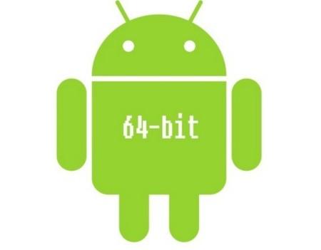 Android se prepara para convertirse en un SO de 64 bits