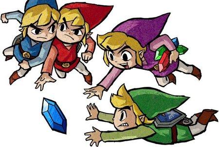'The Legend of Zelda: Four Swords Edición Aniversario' gratis a partir del 28 de Septiembre. Por tiempo limitado, eso sí