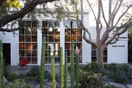 Isabel Marant ha aterrizado en Los Ángeles