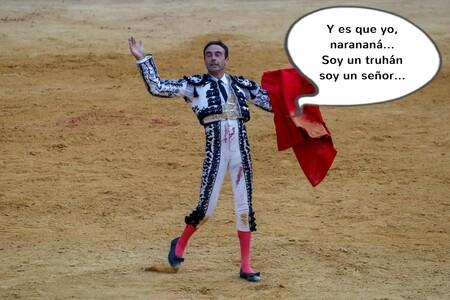 Enrique Ponce, de torero a cantante: quiere sacar su primer disco... ¡y con dueto junto a Julio Iglesias!
