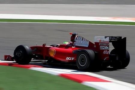 Felipe Massa el más rápido de la última sesión de libres, Fernando Alonso décimonoveno