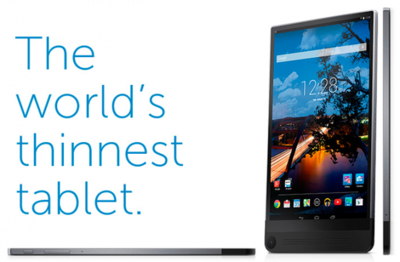 Dell Venue 8 7000 retrasa su llegada hasta el CES 2015