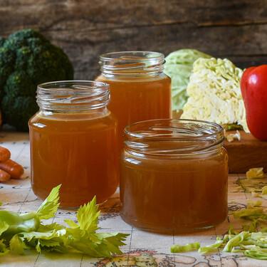 Cómo hacer un fondo de verduras con mucho sabor y en qué recetas utilizarlo para que brille nuestra cocina