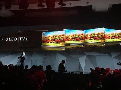 Se filtran algunos precios de las nuevas teles OLED de LG y sí, seran más baratas que los modelos de 2016