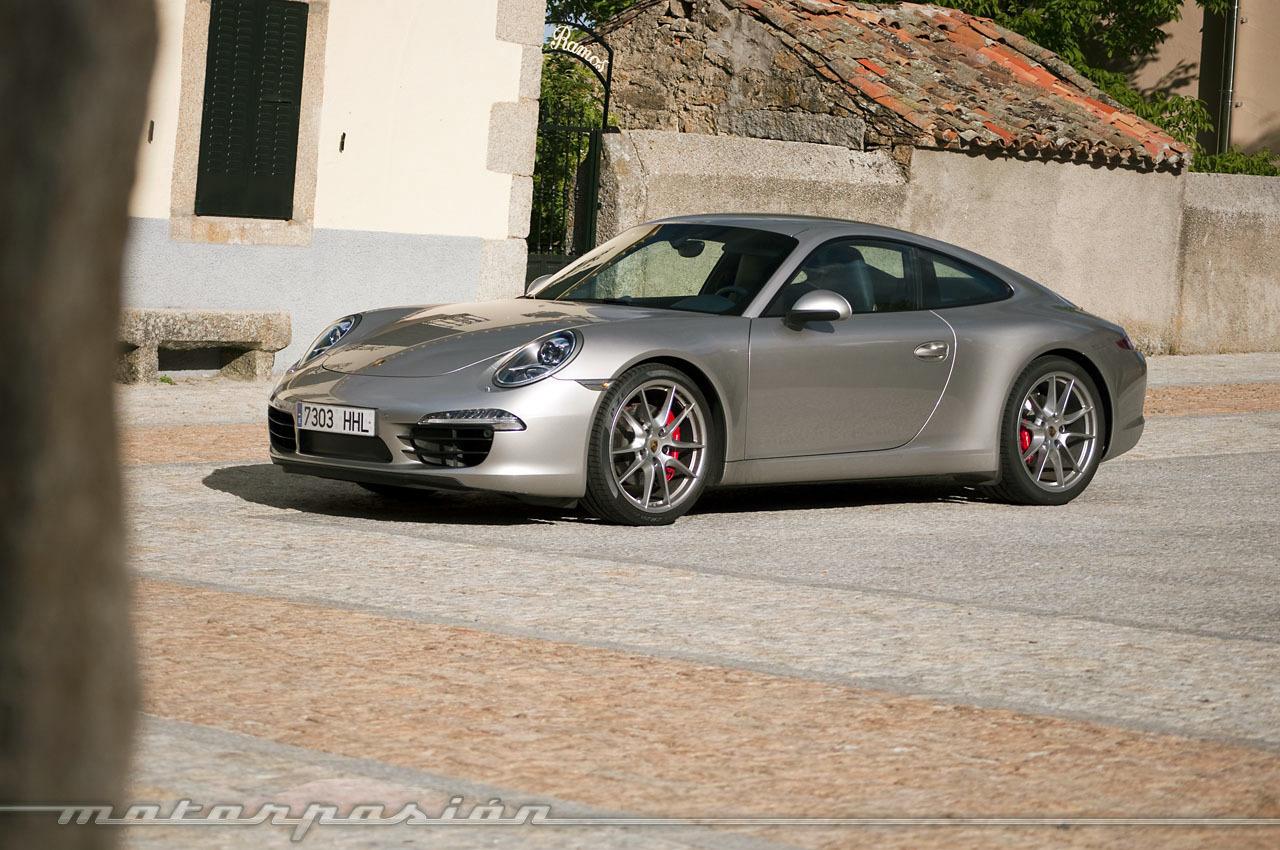 Foto de Porsche 911 Carrera S (prueba) (6/54)