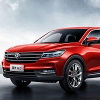 Dongfeng lanzará este año su segundo modelo, el DFSK iX5: un SUV coupé chino con mucha tecnología