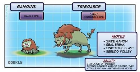 Imagen de la semana: villanos de videojuegos en plan Pokémon