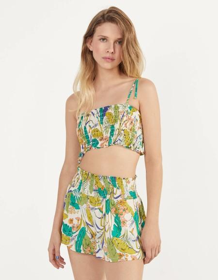 Short Print Tropical