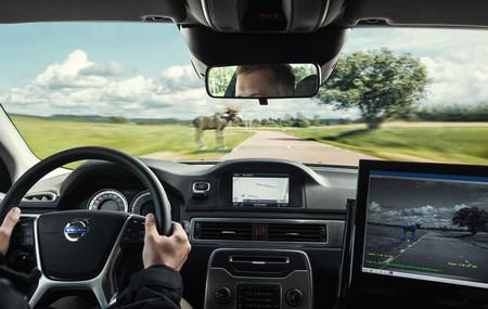 Las nuevas tecnologías de seguridad de Volvo, en vídeo