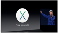 Apple presenta OS X Mavericks