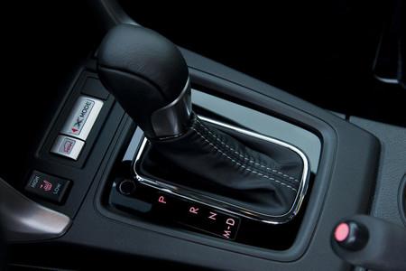 Subaru Forester, detalle del interior