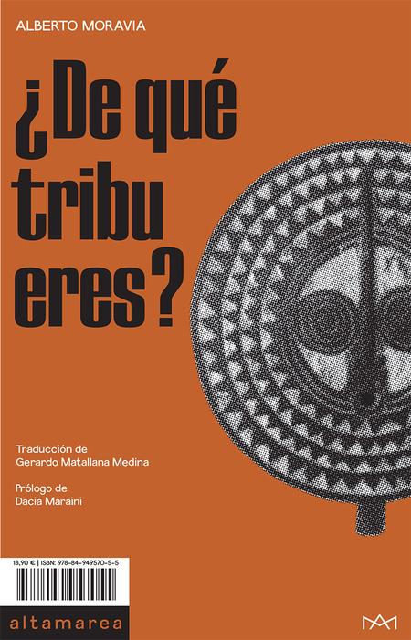 Libro ¿De qué tribu eres?