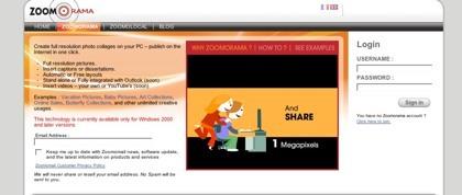 Zoomorama, creando nuestro colage online con nuestras mejores imágenes
