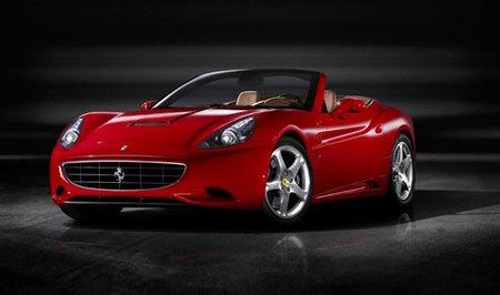 Ferrari California, primeras imágenes oficiales