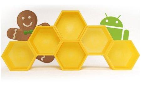 Dispositivos Gingerbread y Honeycomb se dejan ver en estadísticas de acceso