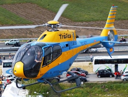 Eurocopter EC-120 Colibrí de la DGT
