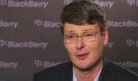 El CEO de BlackBerry opina que el iPhone se ha quedado anticuado