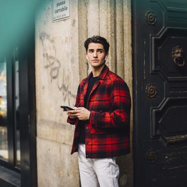 Milán nos conquista con el mejor street-style de la semana y sus ideas para los (aún presentes) días de invierno