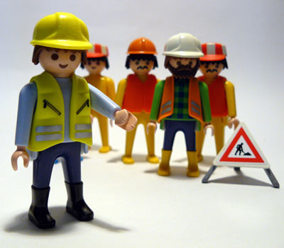 Hombres desempleados por ser muy machos para los trabajos de mujeres