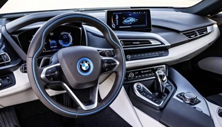 BMW i8 interior 063