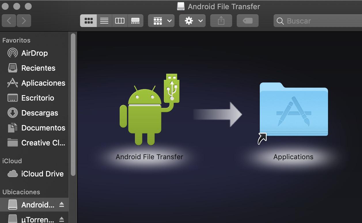 se puede descargar icloud drive en android