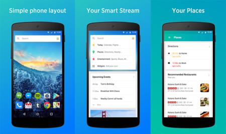 Aviate Launcher versión 3.0 llega con Smart Stream