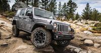 Jeep Wrangler Rubicon 10 Aniversario, también en Los Ángeles