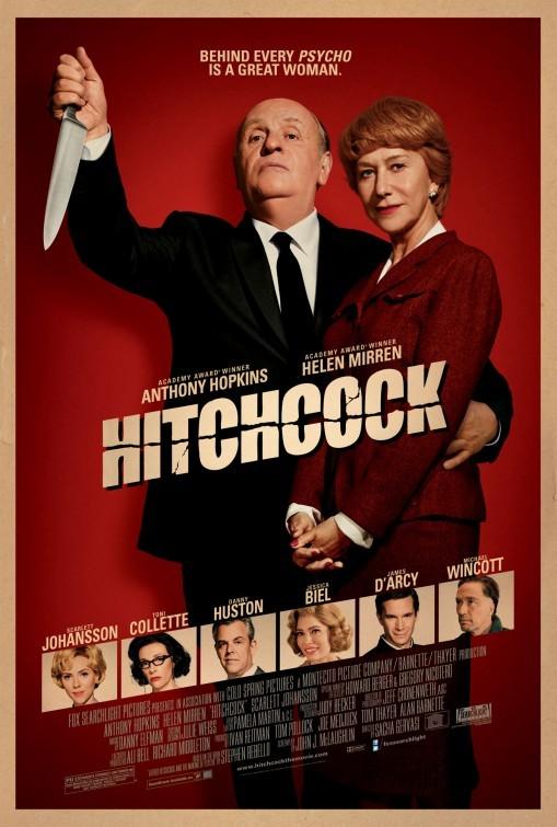 Foto de 'Hitchcock', carteles (3/5)