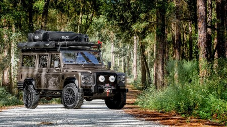 Project Invictus Land Rover Defender 110 1