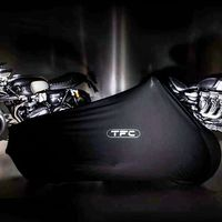 Todo apunta a la Triumph Bobber como la tercera moto de la familia Triumph Factory Custom